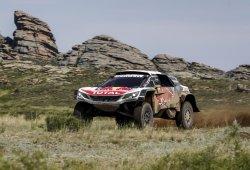 Sébastien Loeb, líder del Silk Way Rally tras ocho etapas