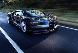 El sucesor del Bugatti Chiron contará con una mecánica electrificada
