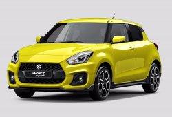 Suzuki Swift Sport 2018: un primer vistazo a la versión más deportiva