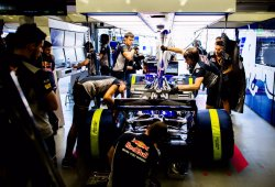 La FIA decide no sancionar a Toro Rosso