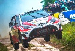 Toyota compite en casa, llega su Rally de Finlandia
