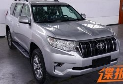 Filtrado el nuevo Toyota Land Cruiser 2018 al completo