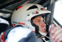 Toyota prepara el Rally de Finlandia al milímetro