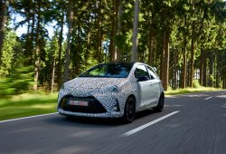 Toyota Yaris GRMN: la versión deportiva llegará en 2018 con 212 CV
