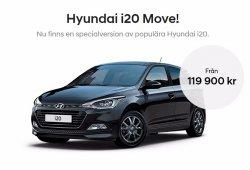 Suecia - Junio 2017: Locura por el Hyundai i20