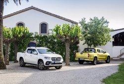 Las versiones del Mercedes Clase X, al detalle: 3 líneas muy diferenciadas