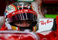 Vettel y Räikkönen, mentores de lujo para Charles Leclerc