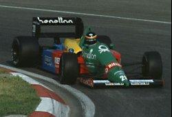 [Vídeo] GP F1 Hungría 1990: Thierry Boutsen, un muro para Ayrton Senna