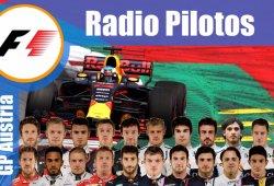 [Vídeo] Las conversaciones por radio del GP de Austria F1 2017
