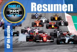 [Vídeo] Resumen del GP de Austria F1 2017