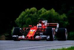 Ferrari espera dar guerra a Mercedes en la sesión de clasificación