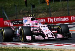 Force India tendrá que mejorar si quiere puntuar en Hungría