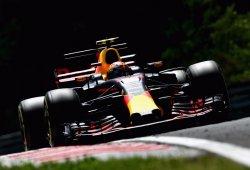 """Verstappen alaba las mejoras en el RB13: """"Claramente hay más agarre"""""""