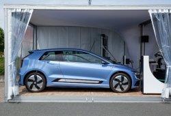 Volkswagen Gen.E: el futuro de las recargas en parkings según Volkswagen