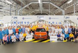 El nuevo Volkswagen Polo inicia su producción en Navarra