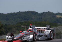 Will Power se reafirma con su quinta pole del año