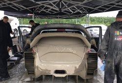 Cuatro fabricantes, cuatro test para el Rally de Finlandia
