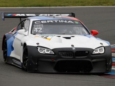 BMW Motorsport trabaja en el kit Evo del BMW M6 GT3
