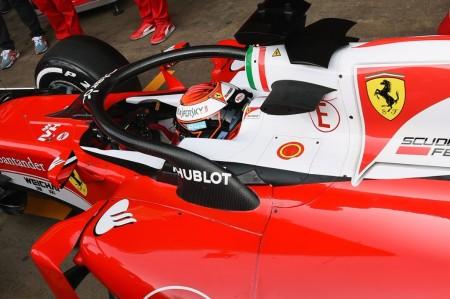 Según la FIA, el Halo previene tres tipos de contacto y no afecta a la visibilidad