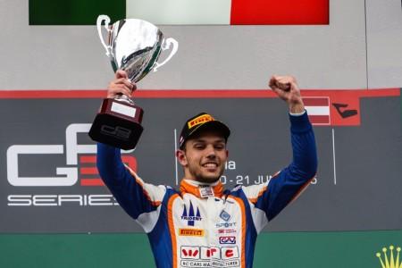 Luca Ghiotto estará en el test de Hungría con Williams