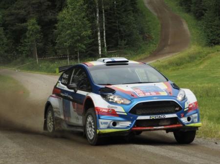La gran oportunidad de Max Vatanen en casa