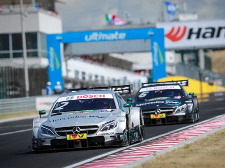 Mercedes dirá adiós al DTM tras diecinueve temporadas