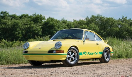 Porsche 911 Carrera RS 2.7 Lightweight 1973: ¿el Porsche 911 definitivo?