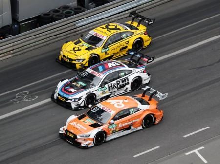 Previo y horarios del DTM 2017 en el Moscow Raceway