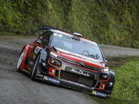 Sébastien Loeb probará el Citroën C3 WRC sobre asfalto