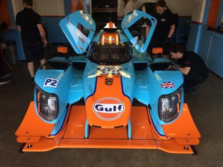 Tockwith Motorsports amplía su programa en el WEC 2017