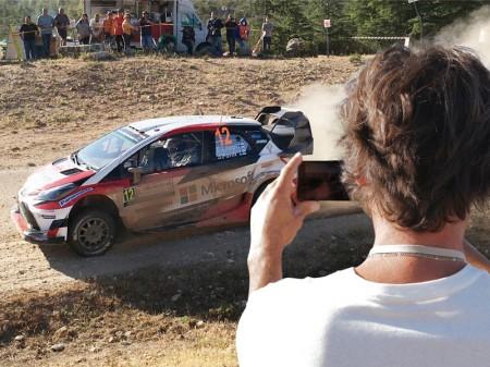 El Toyota Yaris WRC te busca en los tramos del Mundial