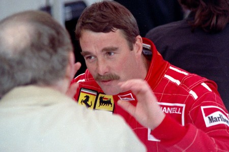 [Vídeo] GP F1 Hungría 1989: la increíble remontada de Nigel Mansell