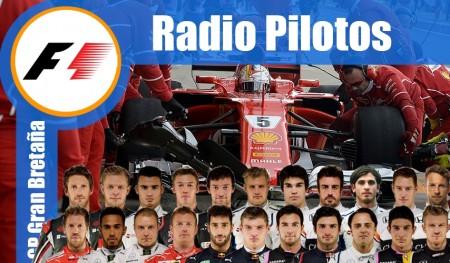 [Vídeo] Las conversaciones por radio del GP de Gran Bretaña F1 2017