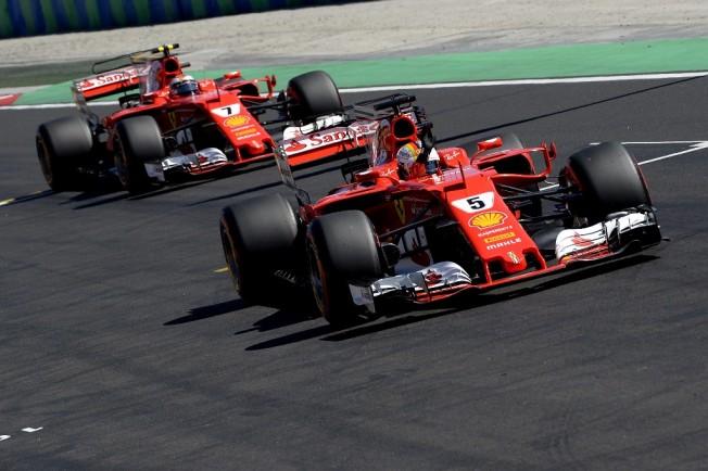 F1 Aikataulu