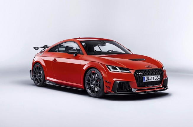 Audi TT RS Sport Performance Parts
