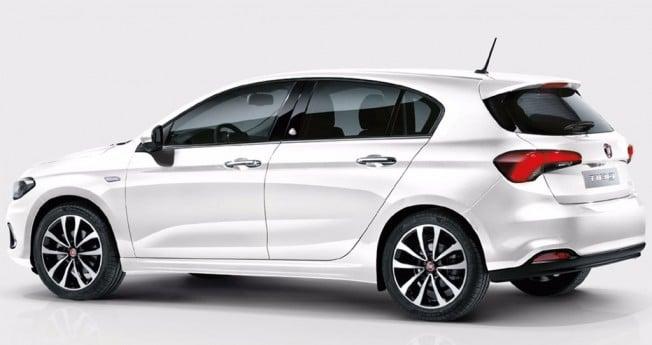 Fiat Tipo Ñ Edition