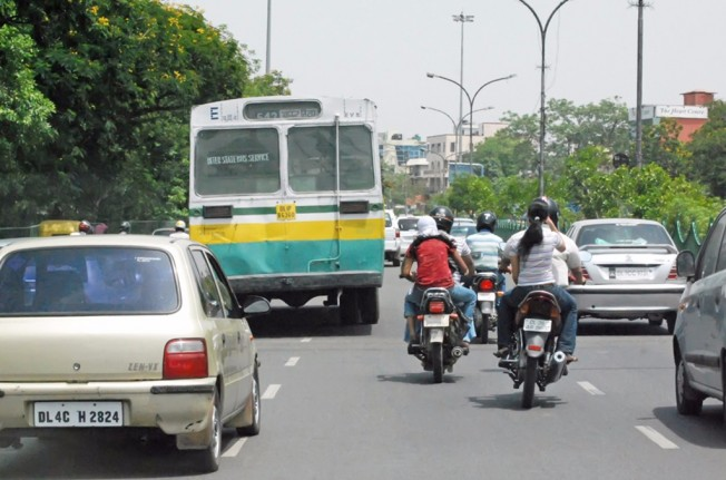 La India prohibirá los coches autónomos