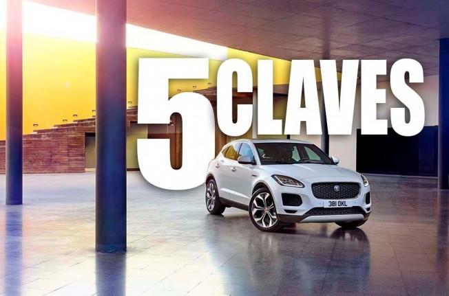 Las 5 claves del Jaguar E-Pace