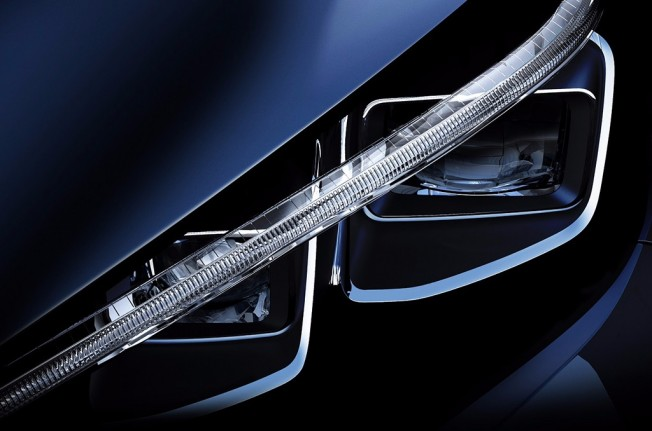 Nissan Leaf 2018 - faros