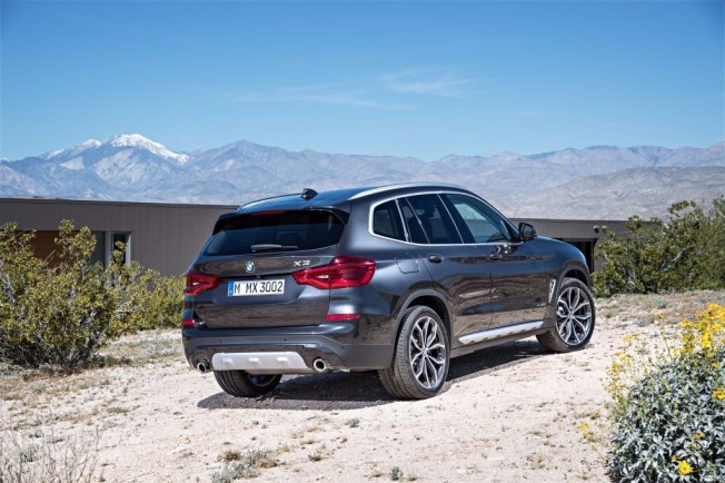 BMW X3 2018 - posterior