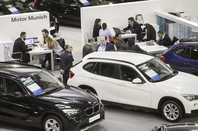 Previsión de ventas de coches de ocasión en 2017