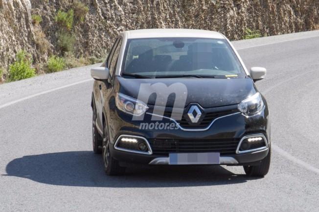 Renault Captur - foto espía