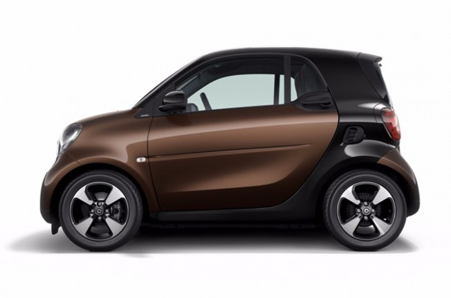 Smart ForTwo Coupé Perfect