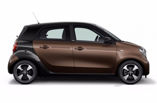 Smart ForFour Perfect