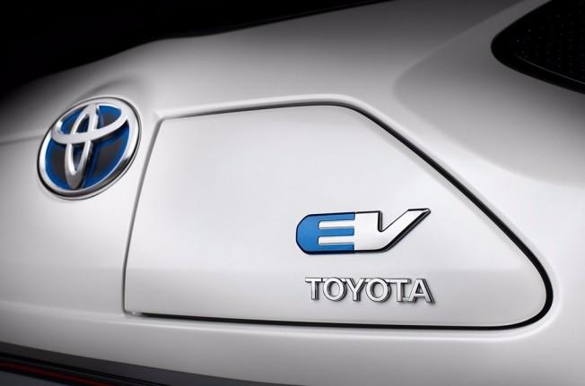 Coche eléctrico de Toyota