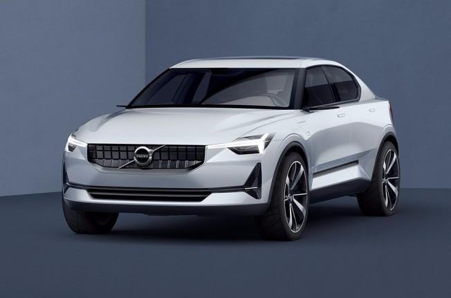 Volvo inicia los trámites para registrar el nombre S50