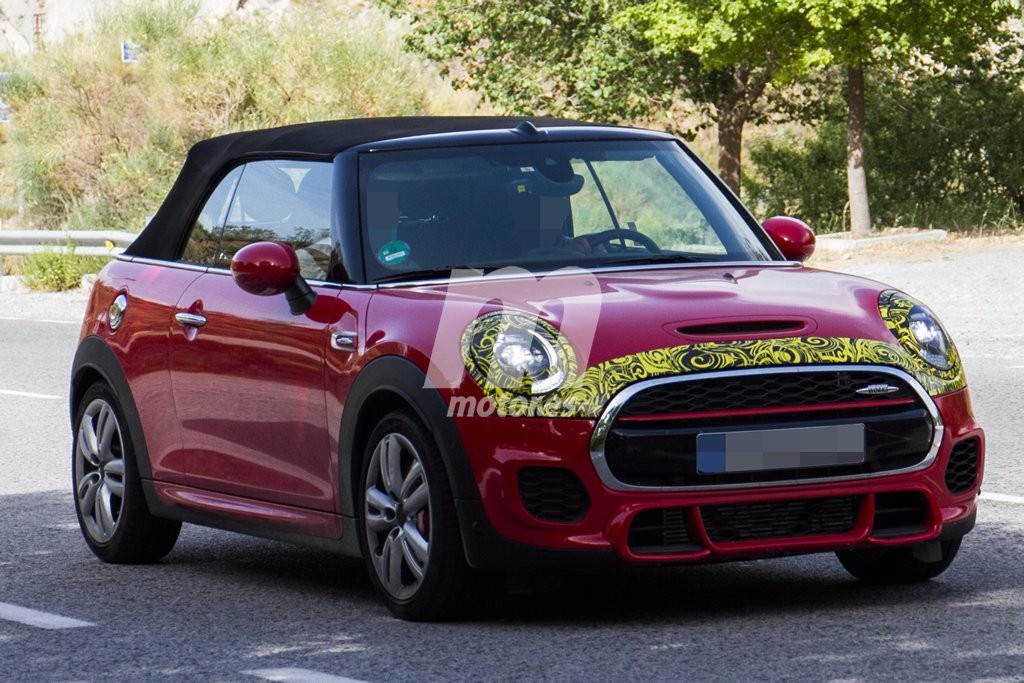 2018 - [Mini] IV restylée  Mini-cabrio-jcw-facelift-201737770_2