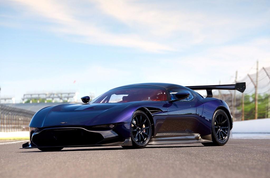 Por segunda vez, este Aston Martin Vulcan buscará un nuevo propietario