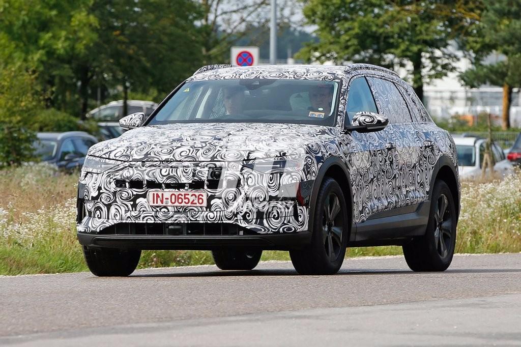 Audi e-tron quattro: se enfrenta a las etapas finales de su desarrollo