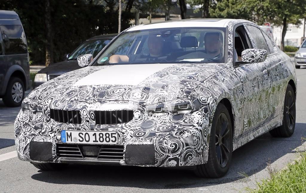 BMW Serie 3: ya cuenta con sus nuevas y tecnológicas ópticas delanteras